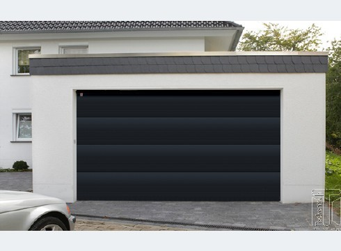 sonderaktion garagen sektionaltor gsw40 l lagerverkauf. Black Bedroom Furniture Sets. Home Design Ideas